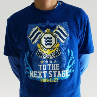 昇格記念Tシャツ