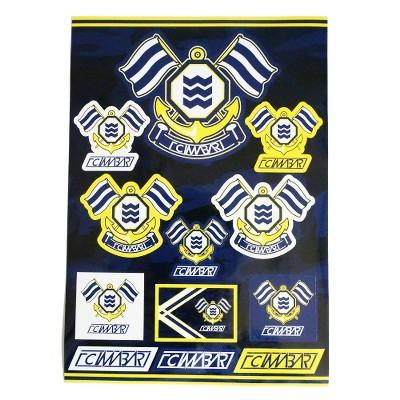 シールセット(FC今治エンブレム&ロゴ)