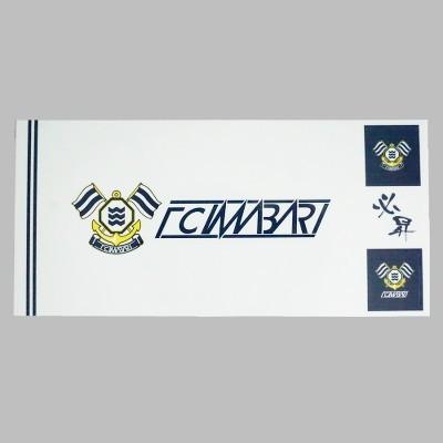 ステッカー(FC今治エンブレム&ロゴ)